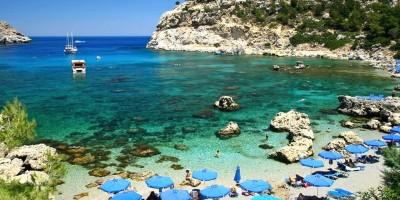 Några av de bästa stränderna i Grekland